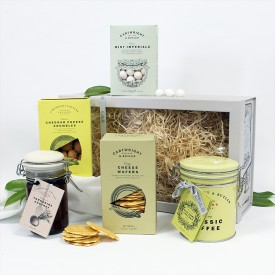The Sweet & Savoury Nibble Box