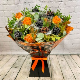 Trick Or Treat Hand-Tied...