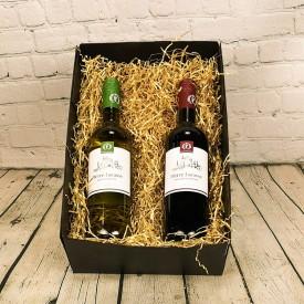 Red & White Wine Duo