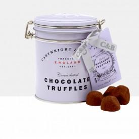 Hazelnut Chocolate Truffles...