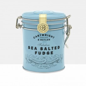 Salted Caramel Fudge Tin