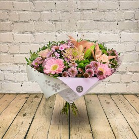 Mother's Day Hand-Tied