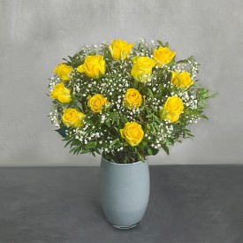 The Flower Of Love - Yellow