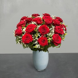 The Flower Of Love - 18 Red