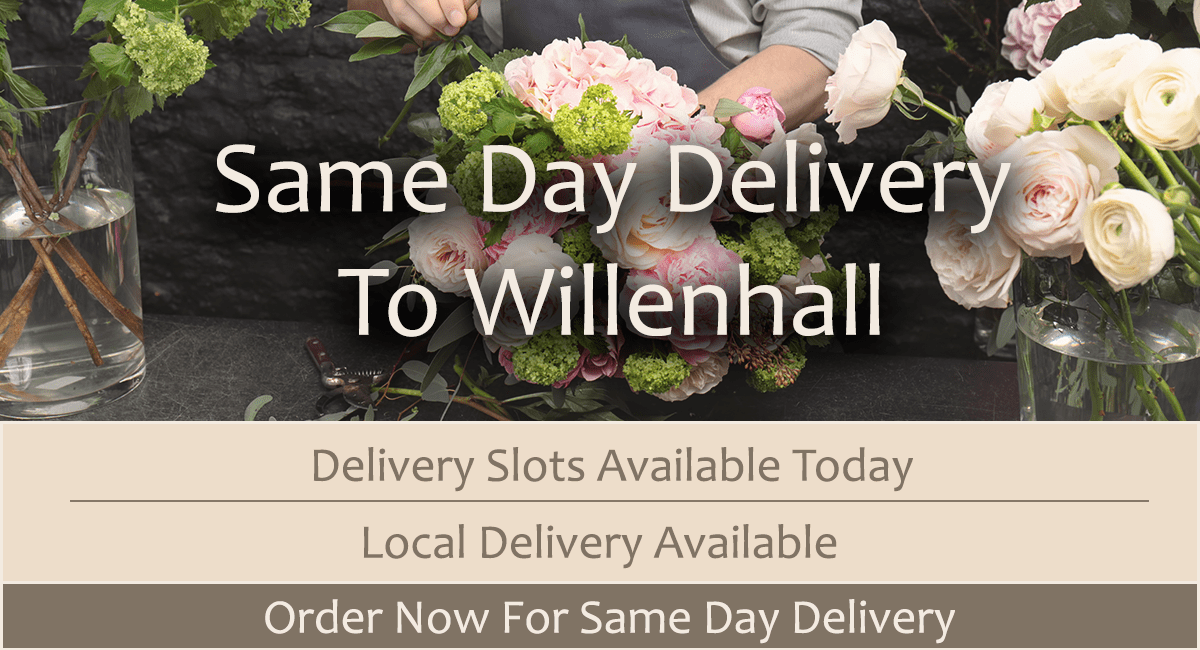 Willenhall Flower Delivery